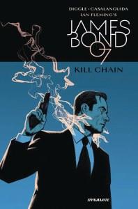 James Bond Kill Chain HC