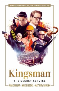 Kingsman Secret Service TP Movie Cvr