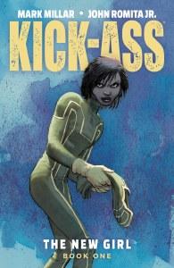 Kick-Ass New Girl TP Vol 01