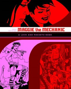 Love & Rockets Library Jaime GN Vol 01 Maggie the Mechanic