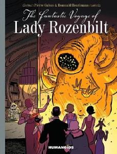 Fantastic Voyage Of Lady Rozenbilt HC