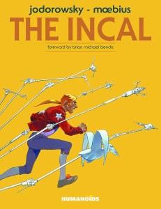 The Incal HC