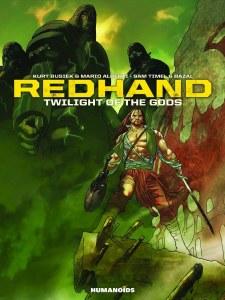 Redhand Dlx HC