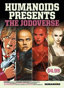Humanoids Presents Jodoverse