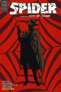 Spider TP Vol 03 City of Crime