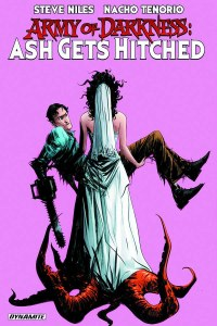 Army of Darkness Ash Gets Hitched TP