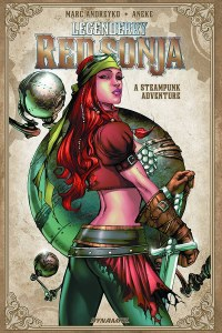 Legenderry Red Sonja TP