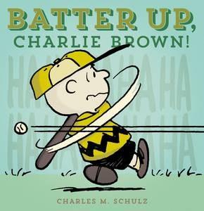 Batter Up Charlie Brown HC