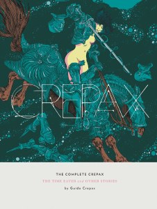 Complete Crepax HC Time Eater
