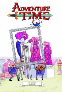 Adventure Time Eye Candy HC Vol 02 Mathematical Ed
