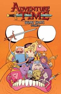 Adventure Time Sugary Shorts TP Vol 02