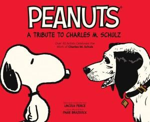 Peanuts Tribute Charles Schulz TP