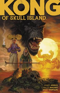Kong Of Skull Island TP Vol 01