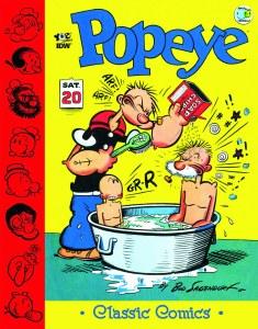 Popeye Classics HC Vol 03