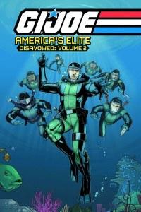 GI Joe Americas Elite Disavowed TP Vol 02