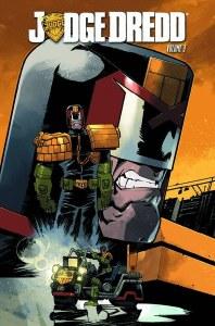 Judge Dredd (IDW) TP Vol 03