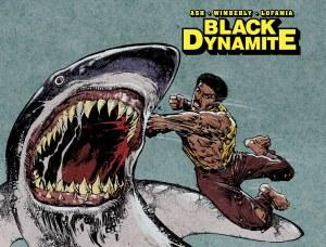 Black Dynamite TP Vol 01