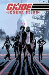 GI Joe Cobra Files TP Vol 02