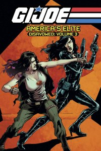 GI Joe Americas Elite Disavowed TP Vol 03