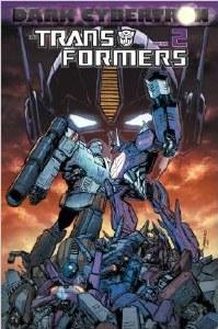 Transformers Dark Cybertron TP Vol 02