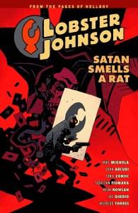 Lobster Johnson TP Vol 03 Satan Smells A Rat