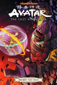 Avatar Last Airbender TP Vol 09 Rift Part 3