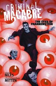 Criminal Macabre Eyes of Frankenstein TP