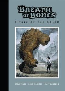 Breath of Bones A Tale of the Golem HC