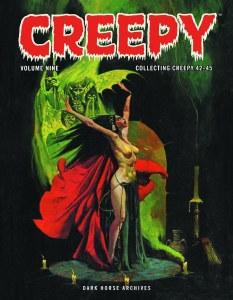 Creepy Archives HC Vol 19