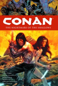 Conan TP Vol 15 Nightmare of the Shallows