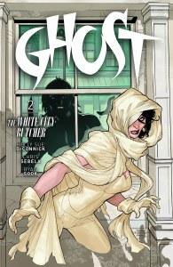 Ghost TP Vol 02 White City Butcher