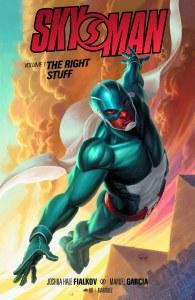 Skyman TP Vol 01 Right Stuff