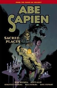 Abe Sapien TP Vol 05 Sacred Places
