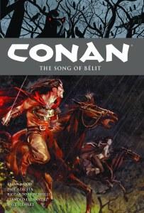 Conan TP Vol 16 The Song of Belit