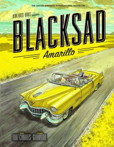 Blacksad Amarillo HC