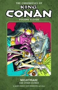 Chronicles of King Conan TP Vol 11 Nightmare