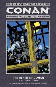 Chronicles Of Conan TP Vol 30 Death Of Conan