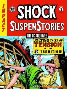 EC Archives Shock Suspenstories HC Vol 03