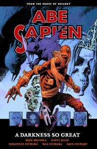 Abe Sapien TP Vol 06 Darkness So Great
