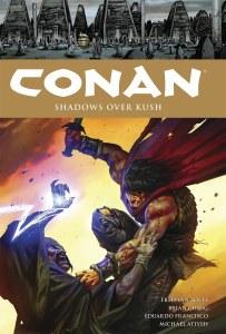 Conan TP Vol 17 Shadows Over Kush