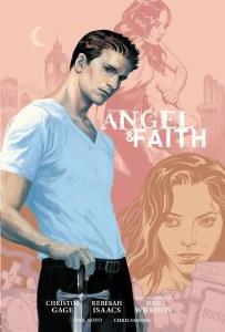 Angel and Faith Season 9 Library Ed HC Vol 01
