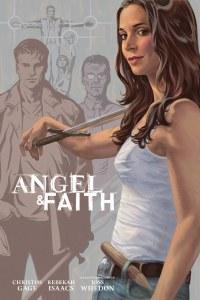 Angel and Faith Season 9 Library Ed HC Vol 03