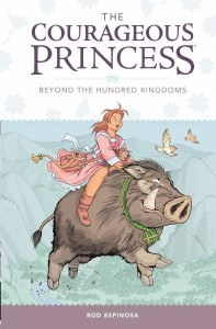 Courageous Princess HC Vol 01 Beyond Hundred Kingdoms