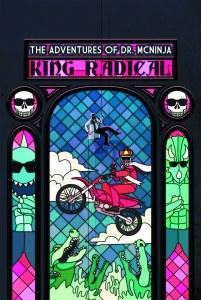 Adv of Dr Mcninja TP Vol 03 King Radical