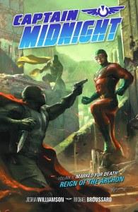 Captain Midnight TP Vol 06 Marked Death Reign Archon