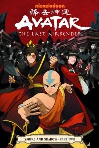 Avatar Last Airbender TP Vol 11 Smoke & Shadow Part 2