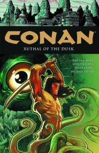 Conan HC Vol 19 Xuthal of the Dusk