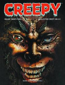 Creepy Archives HC Vol 23