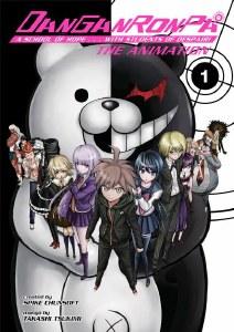 Danganronpa The Animation TP Vol 01