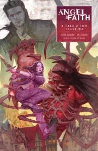 Angel & Faith Season 10 TP Vol 05 Tale Two Families